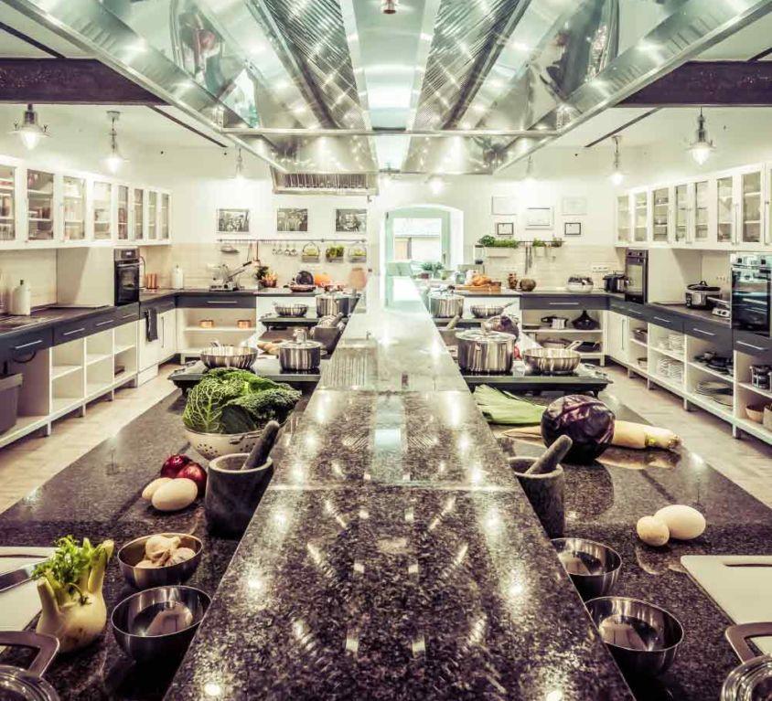 Studio kuchenne z jadalnią
