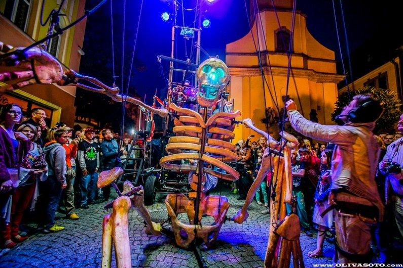 Międzynarodowy Festiwal Teatrów Ulicznych w Jeleniej Górze
