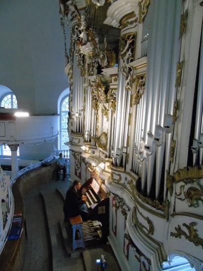 Organ Concerts in Cieplice