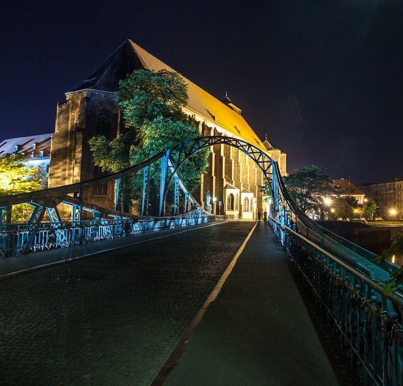 Ostrów Tumski in Wrocław