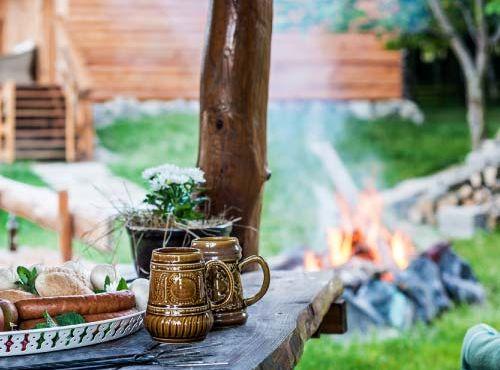 Campfire spot