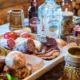 Festmahl in der Banja