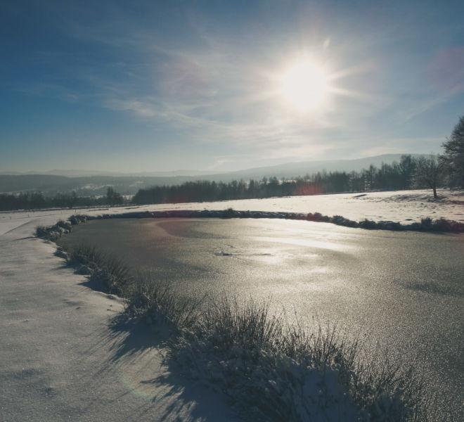 Ferie zimowe w Folwarku Wrzosówka-16