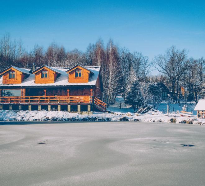 Ferie zimowe w Folwarku Wrzosówka-17