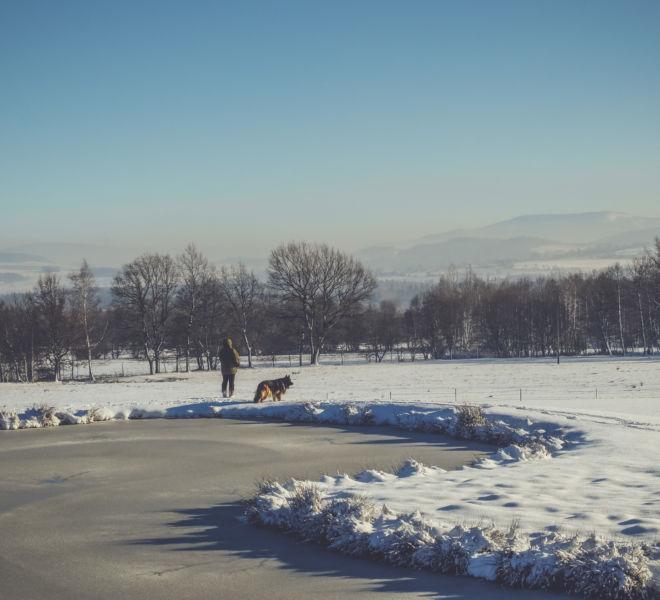 Ferie zimowe w Folwarku Wrzosówka-23