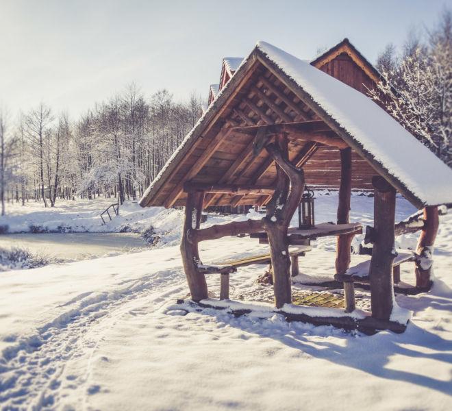 Ferie zimowe w Folwarku Wrzosówka-29